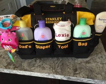 Dad's Diaper Tool Bag