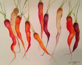 Modern Carrots