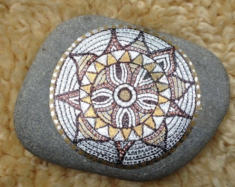 10 leave mandala flower