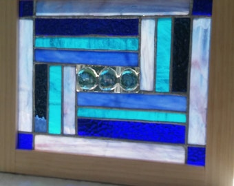 Blue Windowsill Panel - #419