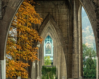 St. John's Bridge - Portland