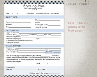 invoice for photographers