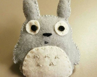 Catnip Totoro Toy