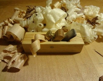 Style 1 Mini Woodworking Plane-Luthier Tool-Guitar-Violin-General Woodwork