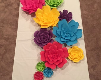20% off Use code Springsale17-Paper Flowers-Set of 12