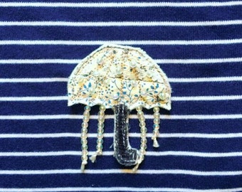Rainy Days Brooch