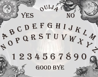 Epic image for printable ouija board template