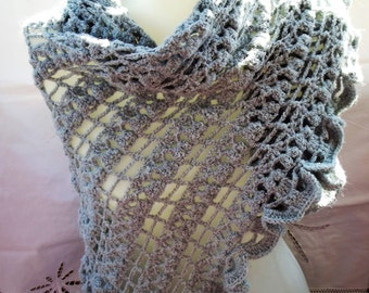 gray crochet shawl accessories clearance shawl wrap shawl crochet shawl gray shawl