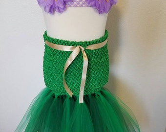 Mermaid Tutu Outfit