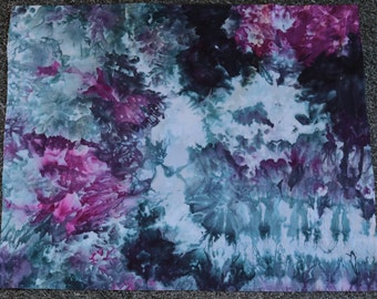 Hand Dyed Fabric 205