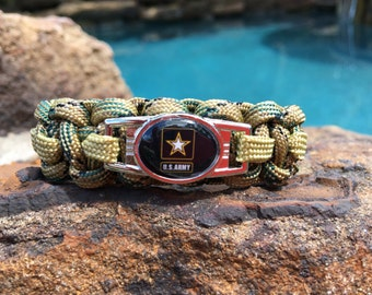 Paracord Bracelet - United States Army