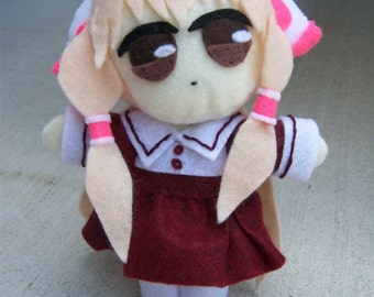 Chii from Chobits Anime Plushie