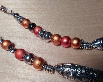 Koi fish bracelet