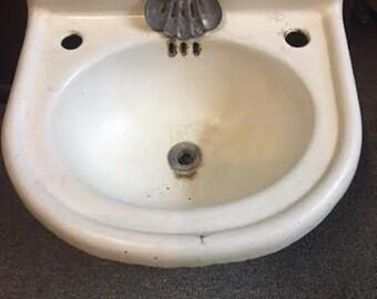 Old farm sink