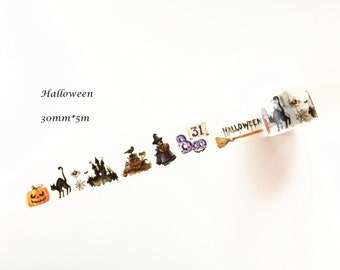 Halloween Washi Tape - Limited Offer