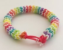 Hexafish Rainbow Loom Bracelet Party Favors Gifts And More