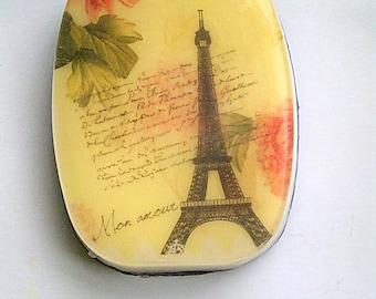 Eiffel Tower Paris Soap
