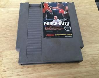 Mike Tyson's Punchout Nintendo NES