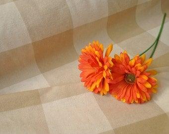 Check Home Decor Fabric