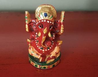 Hand-painted Ganesha