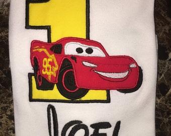 Lightening McQueen TShirt