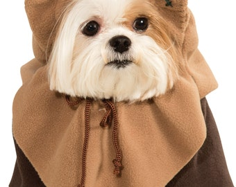 STAR WARS EWOK Dog Costume Pet Costumes Dog Accessories Pet Accessories Dog Clothing Halloween Party Supplies - Free U.S. Shipping!