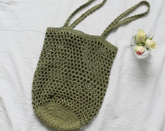 Summer bag of BOHEMIAN LAVANDA