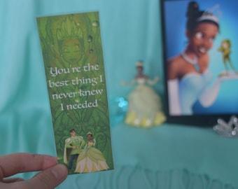 The Frog Princess Bookmark