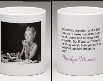 Classic Marilyn Monroe Mug