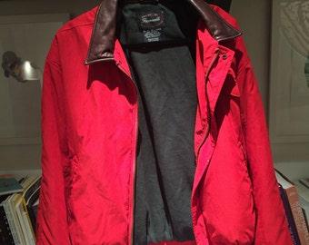 Faconnable vintage bomber jacket