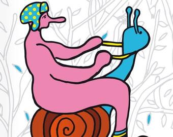 The adventurous Mr Gum, coloring book