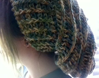 Aspen Crochet Tam