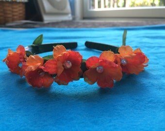 Children's Flower Crown
