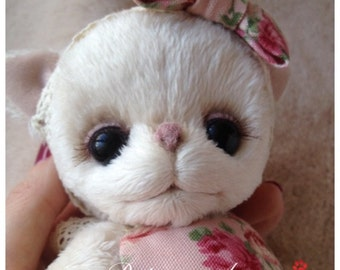 SOLD Teddy Cat