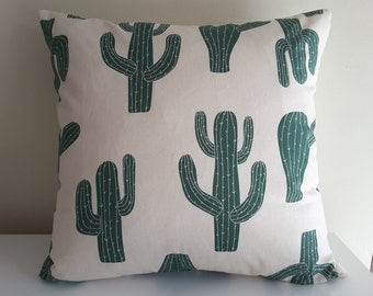 """Pillow Cover """"cacti"""""""