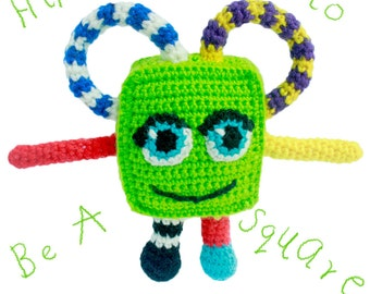 Crochet Amigurumi Smiley Faces : Amigurumi smileys Etsy