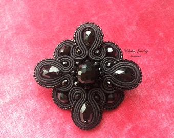 "Brooch ""Lace"""