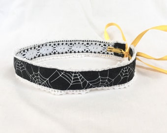 Halloween Collection: Spider Web Choker