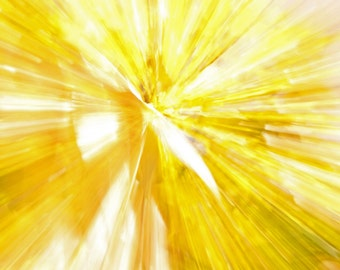 Sunburst Autumn Leaves, Holy Spirit, Printable, Digital Download, Abstract Photography, Nature Photography, Abstract Print, Wall Art, Cards