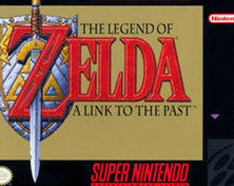 The Legend of Zelda, Link to the Past