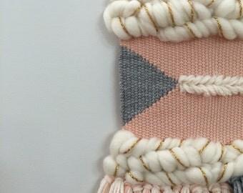 SALE | Isla | Woven Wall Hanging | Weaving | Tapestry | Wall Art | Fibre Art | Handwoven | Home Decor