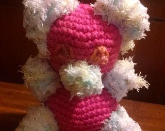 Crochet Franken Bear