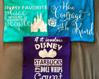 Women's Disney Shirt