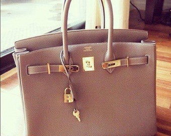 birkin inspired handbags leather