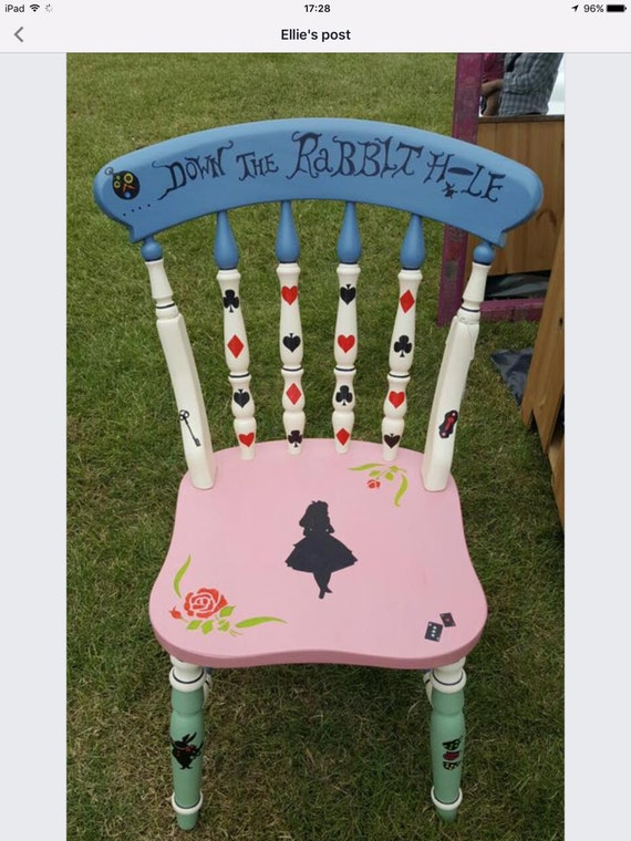 Alice In Wonderland Chairs