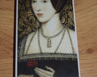 Anne Boleyn Phone Case