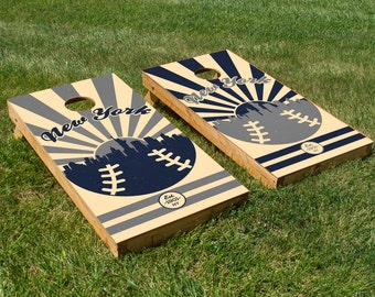 New York Yankees Cornhole Board Set