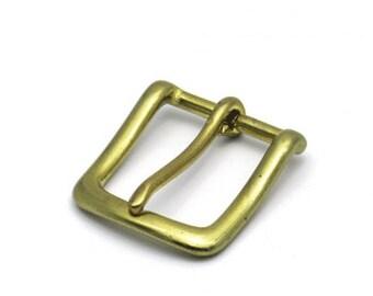 10 Pcs. Brass Bridle Strap Buckle.