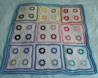 The 'Rainbow' Blanket