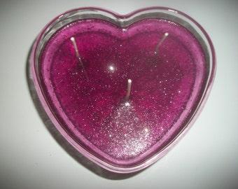Sweetheart Gel Candle